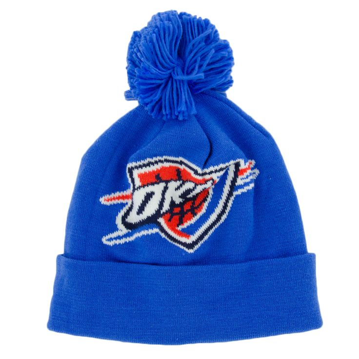 Oklahoma City Thunder - Gameday Apparel -  This Stocking cap would be a great stocking stuffer!