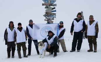 The autumn and winter stage of eco-works ended on the Bely Island - Ecology: Arctic-Info