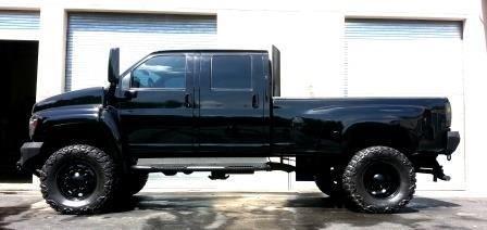 Single Cab Diesel For Sale >> 2007 chevy kodiak | 2007 Kodiak 4500 Transformer Replica ...