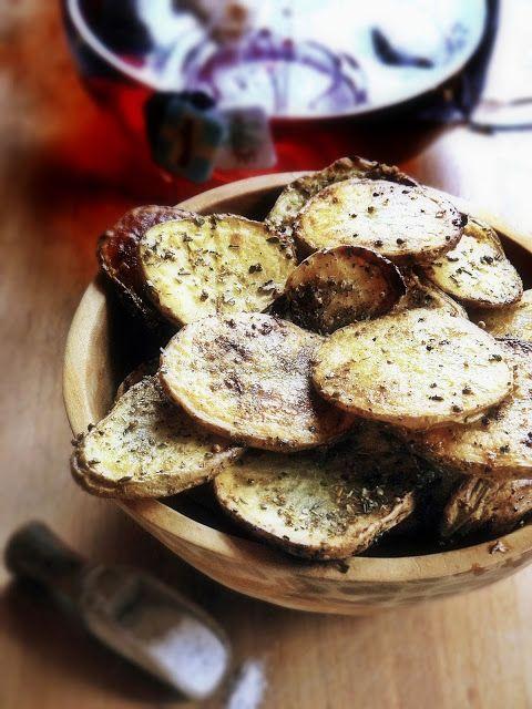 Sütőben sült fűszeres krumplikarikák