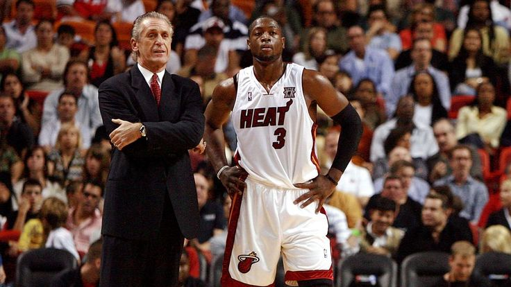 We're not buying that Pat Riley messed up in ushering Dwyane Wade to the Bulls. It's more likely this was his plan all along.