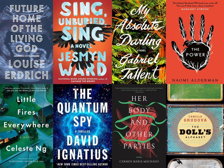 Outer space. Isolated woods. Alternate worlds. Go somewhere new with our fall fiction picks.