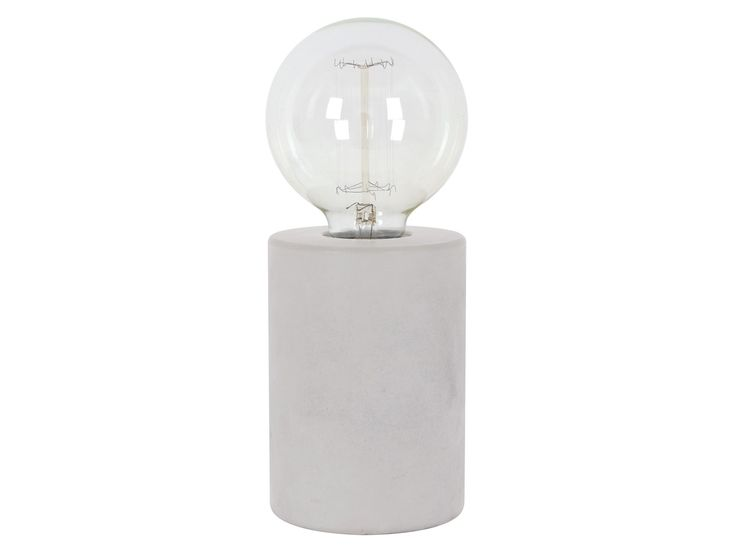 Haus 1 Light Cylinder Table Lamp