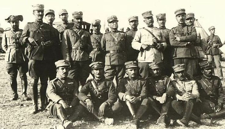 Image result for turkish military uniform in greco turkish war