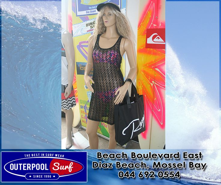 We have some beautiful beach wear in store for the ladies. #Beach #Summer #Clothes