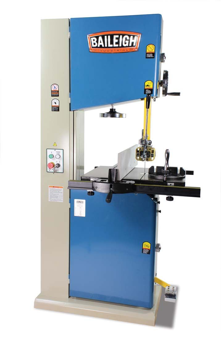 woodworking band saw wbs-18 | welding | industrial flooring