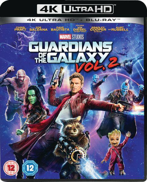 [ $33.49 ] Guardians of the Galaxy Vol.2 - 4K Ultra HD Blu-ray