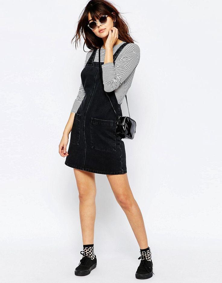 ber ideen zu jumpsuit kurz auf pinterest overall jumpsuit overall schwarz und. Black Bedroom Furniture Sets. Home Design Ideas