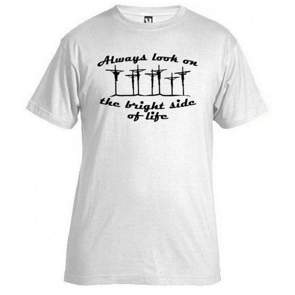 Camiseta vida Brian - Monty Phyton