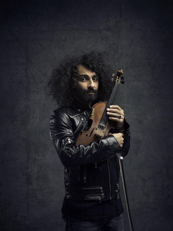 Ara Malikian. world class violinist