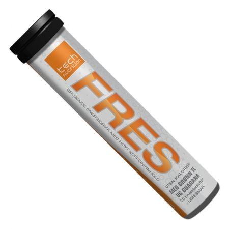 Tech Nutrition - Fres - Guarana og Grønn te - 20 tabletter - Pre workout / Før trening - X-life