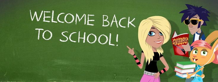 Time to go back to School!... Like us at: www.facebook.com/safemoodscom