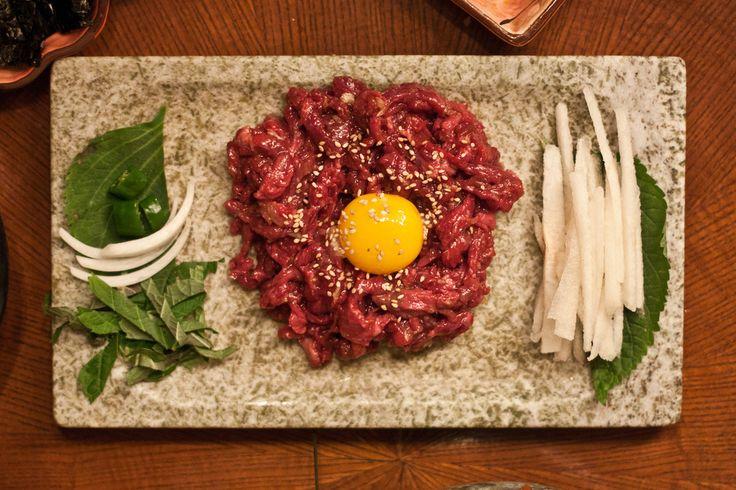 Lets Eat Korean Food: Photo