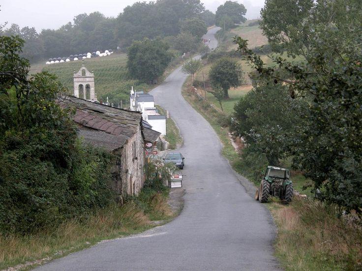 Ferreiros, Lugo #Galicia #CaminodeSantiago #LugaresdelCamino