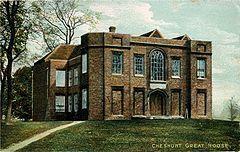Cheshunt Great house - Hertfordshire