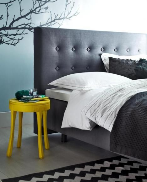 37 best Auping Boxspringbetten images on Pinterest Beds, Crates - schlafzimmer mit boxspringbett