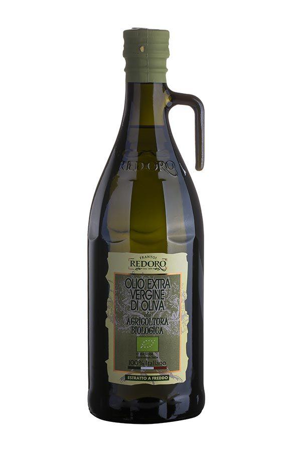 "Organic quality: extra virgin olive oil Redoro Frantoi Veneti ""100% Italiano"""