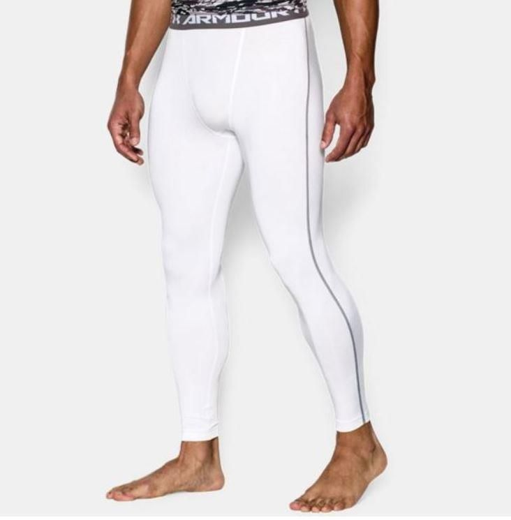 Dad Fleeting Secretary  Under Armour Mens HeatGear Compression Full Length White Pants XL  1257474-100 #Underarmour #Bas…   Mens compression leggings, Compression  leggings, Under armour men