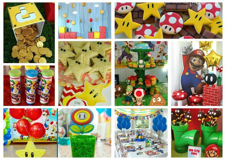 Let's go...Super Mario Bros Party!!! 💣🍄🌟🎈💲🔝 . . . . . . . . . . #supermariobros #party #partyplanner #festeatema #dettagli #trendy #gameparty #friendly #colorparty #cakeparty #cake #ballonsparty #ballon #smiley #letsparty #webinspiration #EventCodeCosiUnicoCosiPerfetto
