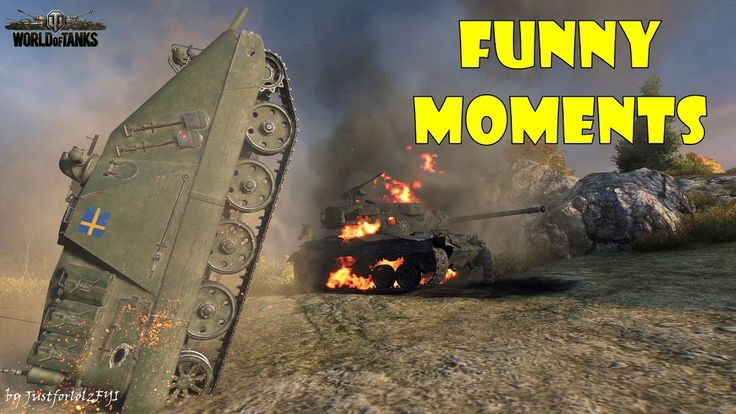 World of Tanks - Funny Moments | SWEDEN RELOADED!