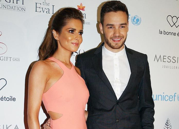 Cheryl Shows Off Baby Bump At Christmas Concert With Boyfriend Liam Payne