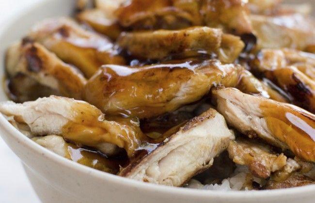 Zo maak je homemade teriyaki saus: heel simpel .