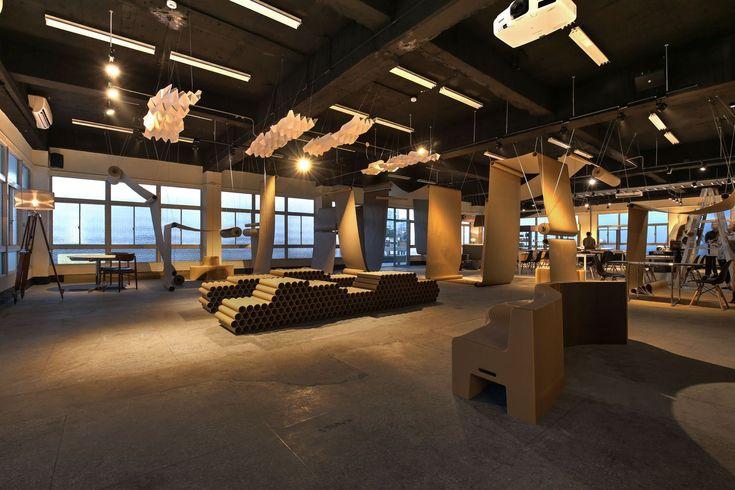 Gallery of Happier Café - Paper Space / JCA - 13