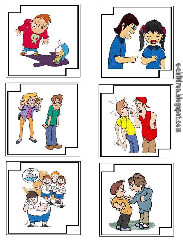 Los Niños: 6 ΜΑΡΤΙΟΥ : Ημέρα κατά της σχολικής βίας και εκφοβ...
