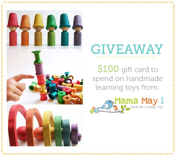Giving away 100 dollars to one of my all time favorite handmade, creative play toy shops!: Kids 3, Kids Blog, Baby Kids, Learning Toys, Kids Stuff, Kids Happy, Plays Toys, Messy Kids, Creative Plays