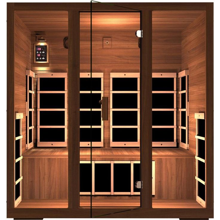 JNH Lifestyles Freedom 4-Person Far Infrared Sauna