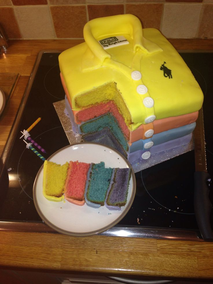 Cake Polo Shirt Design : 17 Best images about Cakes on Pinterest Cakes, Wedding ...