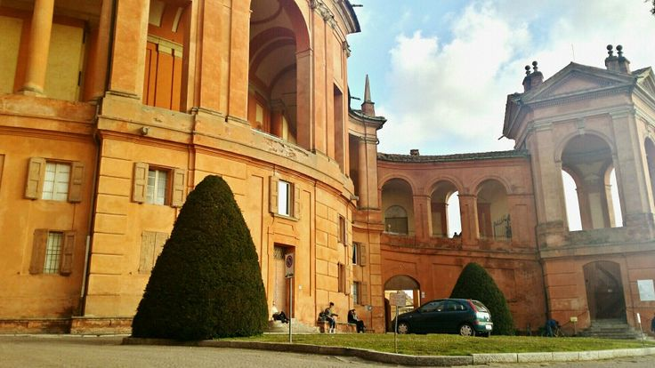 St Luca's Church,  Bologna