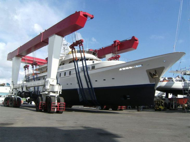 Boat Lift Manufacturers and Suppliers - Customized Products - JINRUI