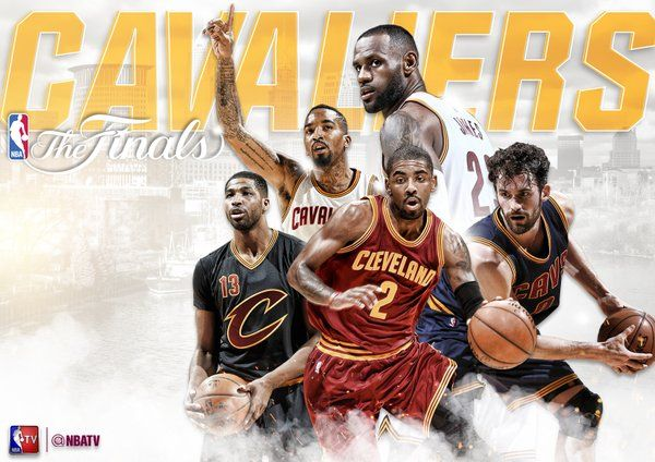 Welcome to the NBA Finals Cleveland!