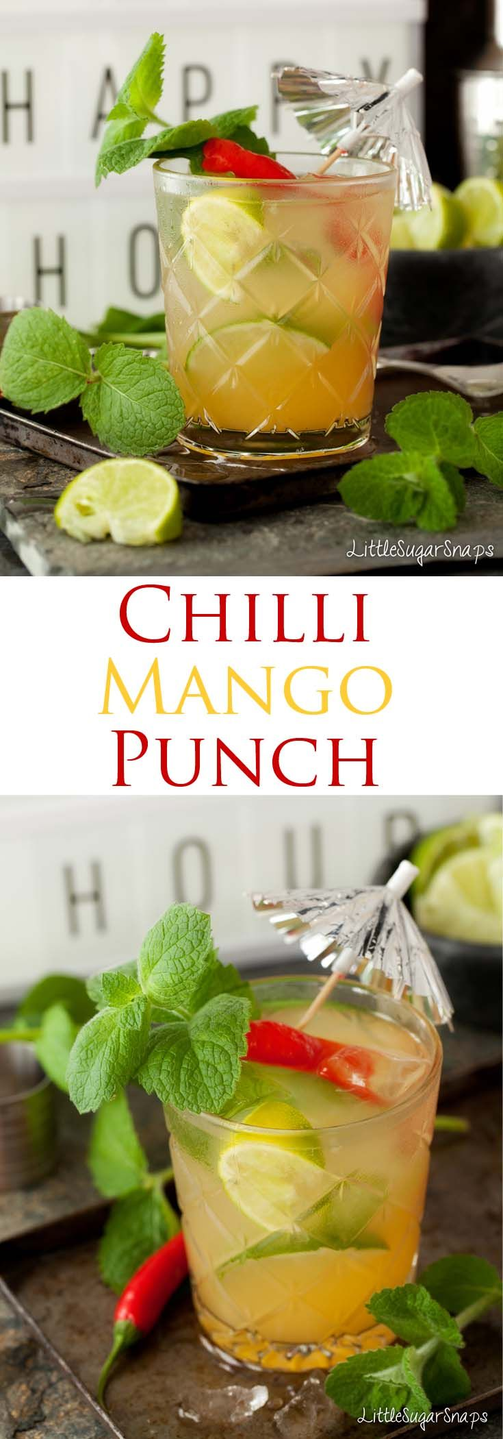 Chilli Mango Punch