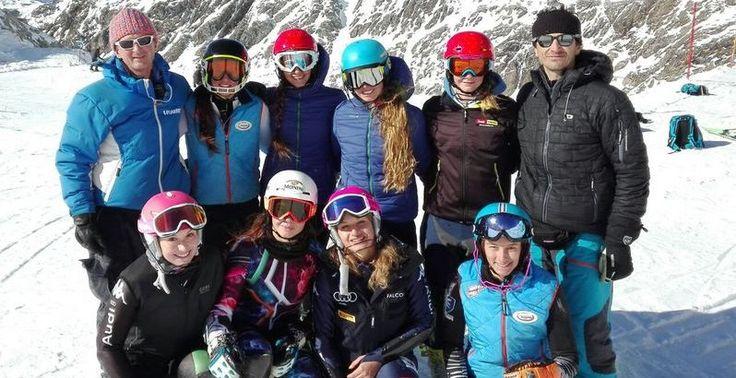 Due giorni di allenamento per la squadra femminile del Comitato FVG