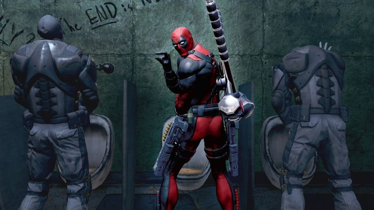 Deadpool Funny Moments background in 1280x720 resolution | HD ...