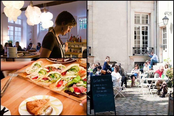 Le Café suédois chez l'Institut suédois | 11 rue Payenne 75003
