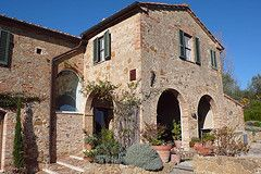 rent Italian villa