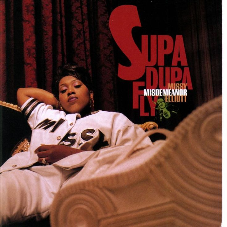 100 Best Albums of the Nineties: Missy Misdemeanor Elliott, 'Supa Dupa Fly' | Rolling Stone