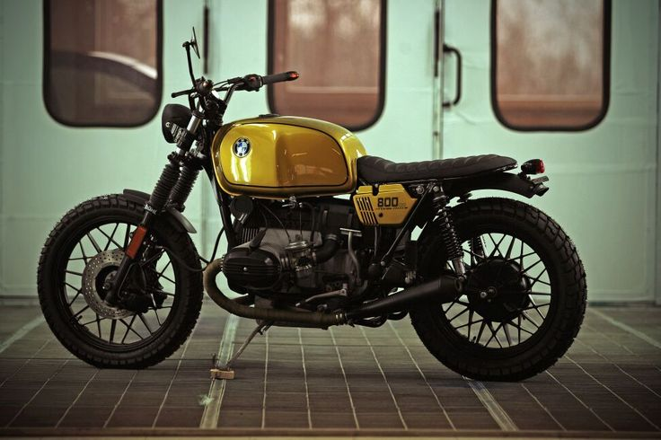 BMW R80rt by hb-custom (Germany)