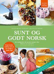 Sunt og godt norsk Ellen-Beate Wollen, Jeanette Roede #gyldendal