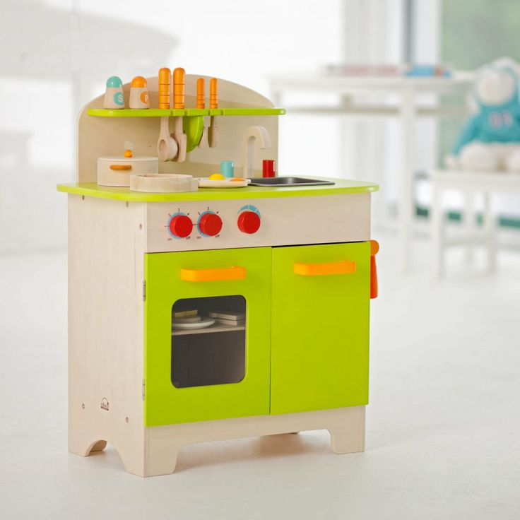 23 best kids kitchen images on pinterest play kitchens Realistic play kitchen