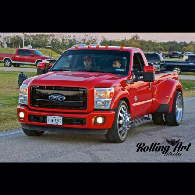 66 Best Images About Single Cab Dually's On Pinterest