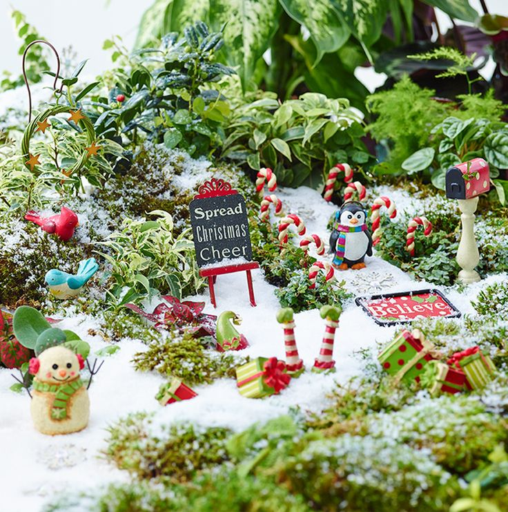 819 best images about fairie gnome garden on pinterest for Winter garden studios