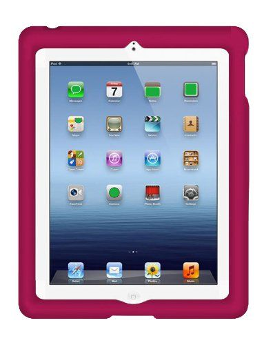 Bobj® Advanced Edition Rugged Case for iPad in Rockin' Raspberry    http://www.amazon.com/s/ref=nb_sb_noss?url=me%3DA3SQAI9BQY42F6&field-keywords=BJGRIPADSC23