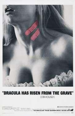 'Drácula vuelve de la tumba' (Freddie Francis, 1968) - Copyright © 2017 Hearst Magazines, S.L.