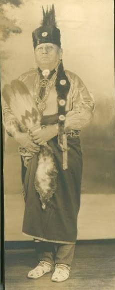 Wah-she-ha-lah (aka Fat On The Skin, aka Bacon Rind, aka Star That Travels) - Osage - no date