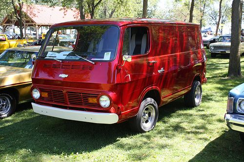 442 best images about 60's chevy van's on Pinterest ...