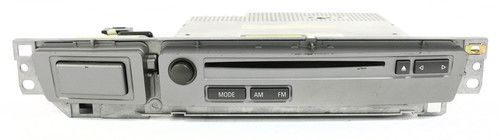 2006-2008 BMW 750i BMW 760i BMW Alpina AM FM CD Radio PN 659367636624